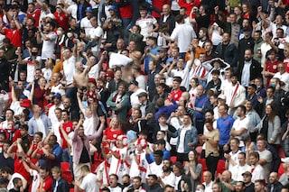 Ucraina-Inghilterra, annullati i biglietti venduti agli inglesi per la partita di Roma degli Europei