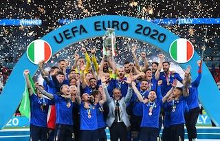 Dove comprare e quanto costa la maglia dell'Italia agli Europei 2021