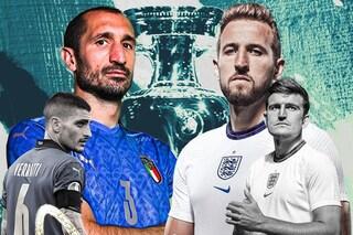 Finale Europei 2021, è il giorno di Italia-Inghilterra: orario TV e dove vederla, le ultime sulle formazioni
