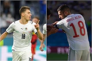 L'Italia contro la Spagna sfida l'incantesimo della maglia bianca agli Europei: record assurdo