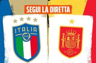 Europei 2021, l'Italia vince contro la Spagna 5-3 (ai rigori) e vola in finale contro Inghilterra o Danimarca