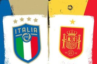 Italia-Spagna dove vederla in TV sulla Rai: quando si gioca, orario e stadio della semifinale degli Europei
