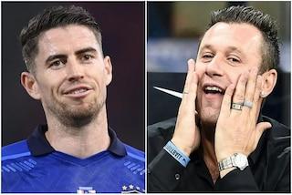 """Jorginho da Pallone d'Oro, Cassano lo stronca: """"Una follia, stracciategli il tesserino"""""""