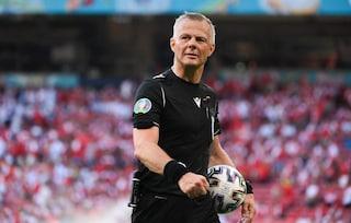 Bjorn Kuipers arbitro di Italia-Inghilterra: a lui la finale degli Europei