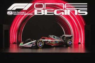 Come sono le macchine di F1 per il 2022: Formula 1 svela il concept a 'effetto suolo'