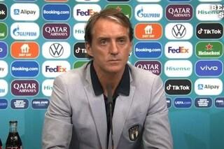 """Mancini sa che sarà dura: """"Il Belgio è la squadra più forte d'Europa, ho pochi dubbi di formazione"""""""