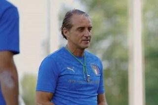 """""""Ma cos'è?"""", Insigne non riconosce il tatuaggio di Mancini: """"Tu non eri neanche nato..."""""""