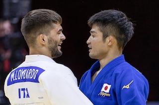 Chi è Manuel Lombardo, il campione di judo che alle Olimpiadi dovrà vedersela con Abe