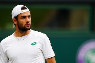 Matteo Berrettini a Wimbledon frantuma i record del tennis italiano