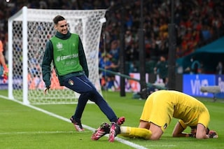 Il capolavoro impossibile di Mancini: far giocare un minuto degli Europei a Meret