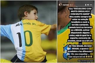 Perché ci sono brasiliani che tifano Argentina in finale di Copa América: la dura reazione di Neymar