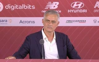 """Mourinho punge Conte: """"All'Inter nessuno può essere paragonato a me ed Herrera"""""""