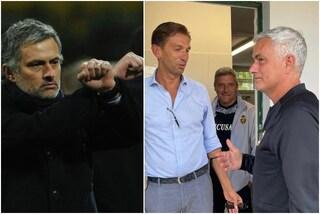 """La rimpatriata tra Mourinho e Tagliavento 11 anni dopo le manette: """"Che piacere ritrovarsi"""""""