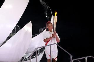 La rivoluzione di Naomi Osaka, ultima tedofora alle Olimpiadi dopo la depressione