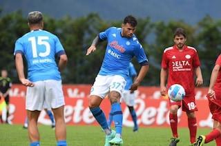 Amichevole Napoli-Pro Vercelli dove vederla in TV: orario, canale e diretta streaming