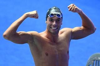 La forza di Paltrinieri: ha battuto la mononucleosi, alle Olimpiadi vuole l'oro nel nuoto