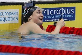 Chi è Benedetta Pilato, nuotatrice 16enne da record alla sua prima Olimpiade