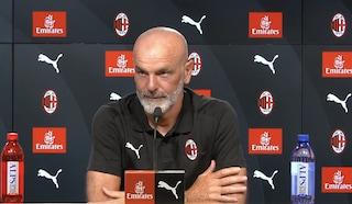 """Pioli saluta Donnarumma e Calhanoglu: """"Hanno fatto le loro scelte, il Milan va per la sua strada"""""""