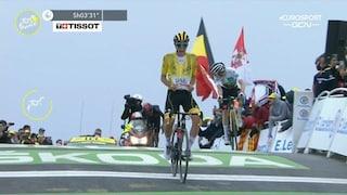 Sui Pirenei della 17a tappa del Tour, impresa Pogacar: vittoria e conferma della maglia gialla