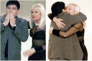 """L'amicizia speciale tra Raffaella Carrà e Maradona: """"Una notte in cella per colpa mia"""""""