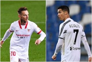 """""""Cristiano Ronaldo mi ha chiamato personalmente"""": il retroscena di Rakitic sulla Juve"""