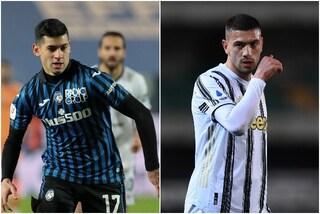 Tra Romero e Demiral la Juventus fa il pieno di milioni grazie all'Atalanta