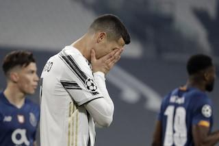Insulti social a Cristiano Ronaldo dopo Juve-Porto di Champions: dopo 4 mesi arriva la multa