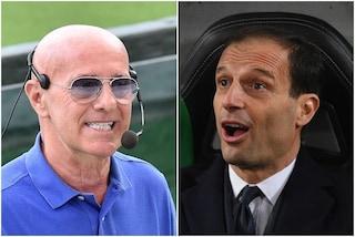 """Sacchi, una carezza in un pugno per Allegri: """"È un ottimo allenatore da calcio italiano"""""""
