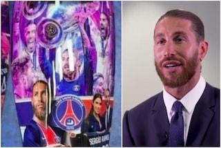 Sergio Ramos ha già vinto la Champions col PSG: una visione onirica, la mentalità di un campione
