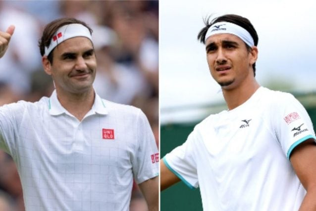 Sonego-Federer il 5 luglio a Wimbledon: orario TV e dove vedere la partita
