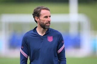 """La richiesta di Southgate ai tifosi dell'Inghilterra: """"Non fischiate l'inno italiano, non ci aiuta"""""""