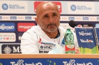 """Napoli, messaggio di Spalletti a De Laurentiis: """"Per la Champions servono giocatori forti"""""""