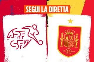 Europei 2021, Svizzera-Spagna 2-4 dopo i rigori risultato finale: Spagna prima semifinalista