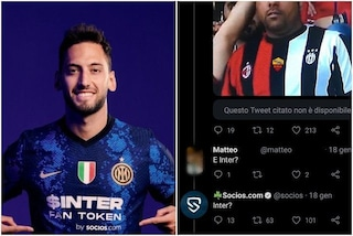 """Socios sponsor dell'Inter, ma c'è un passato che imbarazza: """"Hanno cancellato i messaggi"""""""