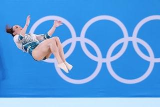 Più forte di Biles e Italia in finale: le Olimpiadi da sogno di Vanessa Ferrari