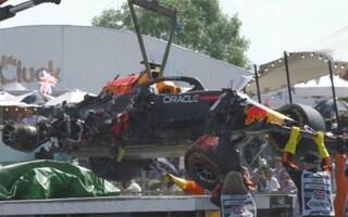 """Red Bull presenta il conto dopo Silverstone: """"Quanto ci costa l'incidente di Verstappen"""""""