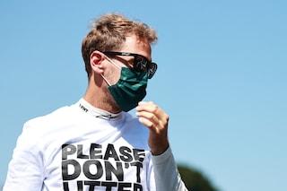 """Anche Vettel protesta contro le leggi anti Lgbt in Ungheria: """"Inaccettabili"""""""