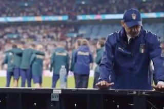 Vialli non ce la fa a guardare, la reazione mentre l'Italia batte i rigori contro l'Inghilterra