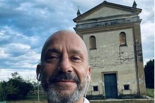"""""""È il tempo della gratitudine"""": e Vialli fa visita al santuario dopo la vittoria degli Europei"""