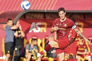 Zaniolo, il ritorno in campo con la Roma è perfetto: gol e fascia di capitano