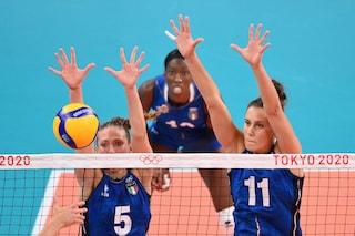 Italia demolita dalla Serbia: 3-0 e azzurre eliminate dalle Olimpiadi