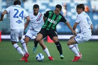 Sassuolo e Sampdoria si dividono la posta: 0-0 a Reggio Emilia