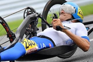 Italia show nel ciclismo alle Paralimpiadi: argento per Mazzone, Cornegliani, Porcellato e Farroni