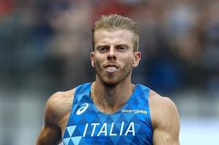"""Lo staffettista italiano escluso dalla 4X100: """"Ho fatto di tutto, poi sono venuti fuori i problemi"""""""