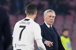 """""""Mai pensato di ingaggiare Cristiano Ronaldo"""": Ancelotti 'scarica' il suo ex pupillo"""