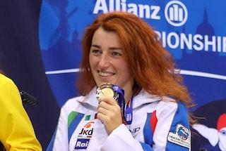 """Arjola Trimi d'oro, Italia pigliatutto nel nuoto alle Paralimpiadi: """"L'acqua mi rende libera"""""""