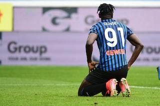 L'Atalanta di Gasperini inizia il campionato senza Zapata: problemi al ginocchio
