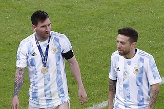 """Papu Gomez e il discorso di Messi: """"Non ricordo nulla, solo che piangevo come un bambino"""""""