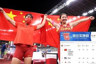 In Cina spunta un medagliere delle Olimpiadi alterato: cinesi primi, Stati Uniti dietro