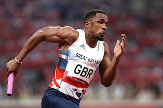 Staffettista inglese sospeso per doping! Medaglia d'argento olimpica a rischio